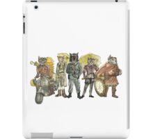Steampunk iPad Case/Skin
