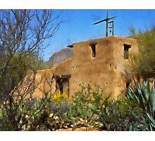 DeGrazia Chapel, Tucson, Arizona Photographic Print