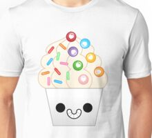 kawaii rainbow frozen yogurt Unisex T-Shirt
