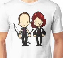 The Spider and the Hawk Unisex T-Shirt