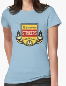 Fort Lauderdale Womens Fitted T-Shirt