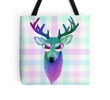 Rainbow Deer Tote Bag