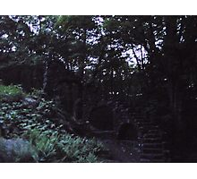 haunted staircase Photographic Print
