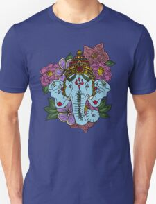 Ganesh in the Garden T-Shirt