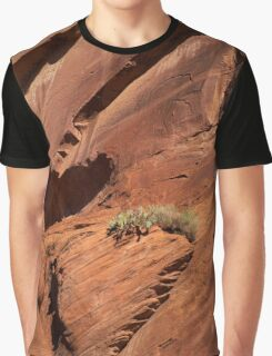 In The Rock Life Will Come Graphic T-Shirt