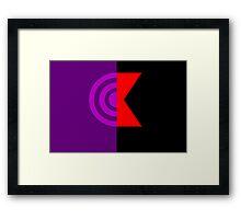 Clintasha Framed Print