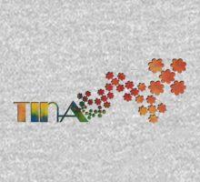 The Name Game - Tina Kids Tee