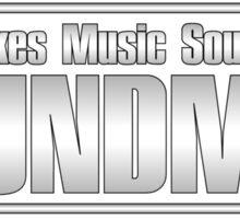 Good Soundman Silver Sticker