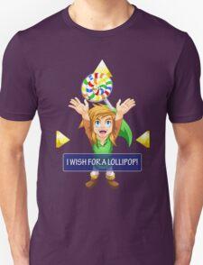 I WISH FOR A LOLLIPOP! T-Shirt