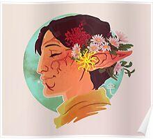 Dalish Pariah - Print Poster