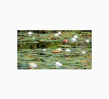 Waterlilies In The Morning Unisex T-Shirt