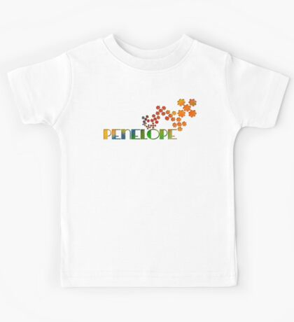 The Name Game - Penelope Kids Tee