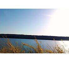 FINGER LAKES CAYUGA LAKE Photographic Print