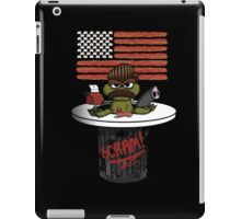 Oscar the Swanson iPad Case/Skin