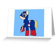 Pony America!  Greeting Card