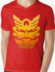 MegaForce/Goseiger Symbol - All Rangers/Robo Knight Mens V-Neck T-Shirt