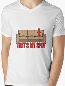 The Big Bang Theory Mens V-Neck T-Shirt