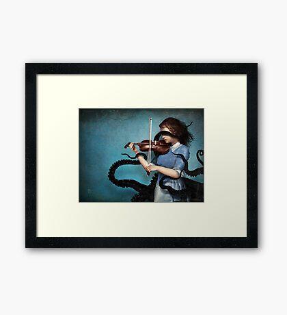 Sonata Framed Print