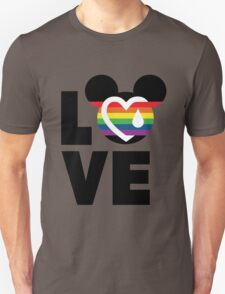 LOVE FOR ORLAND Unisex T-Shirt