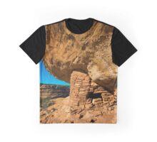 Anasazi Citadel Ruin - Cedar Mesa - Utah Graphic T-Shirt