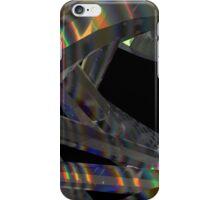 Hologram Effect DNA Molecule iPhone Case/Skin