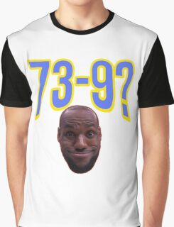 Lebron James Cleveland Cavaliers Funny 2016 Graphic T-Shirt