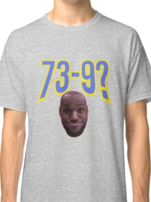 Lebron James Cleveland Cavaliers Funny 2016 Classic T-Shirt