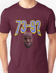 Lebron James Cleveland Cavaliers Funny 2016 Unisex T-Shirt
