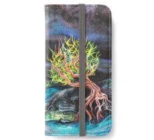 Duality  iPhone Wallet/Case/Skin