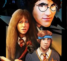 A Very Potter Musical by nicolealesart