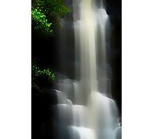 Artscape..........Little Waterfall...... Photographic Print