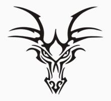 Celtic Dragon Design One Piece - Long Sleeve