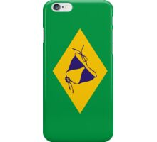 Brasil Brazil Bikini Bra National Symbol Flag Summer Olympics 2016 iPhone Case/Skin