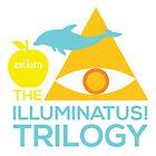 The Illuminatus! Trilogy by ubikdesigns