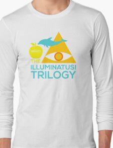 The Illuminatus! Trilogy Long Sleeve T-Shirt
