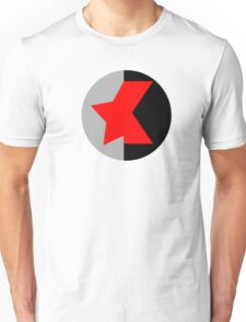 Winter Widow Unisex T-Shirt
