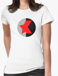 Winter Widow Womens Fitted T-Shirt