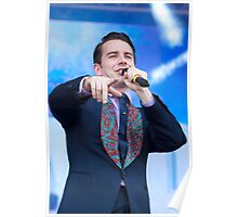West End Live London  Jersey Boys Poster