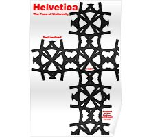 Helvetica Poster 2 Poster