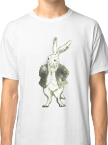 Mr. Rabbit and His Golden Watch Classic T-Shirt