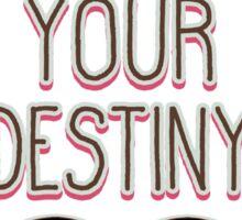 Pokémon - Choose Your Destiny Sticker