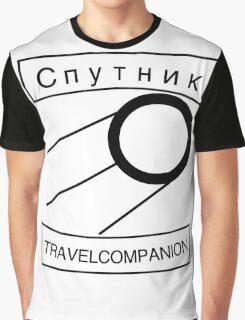 Sputnik, the dog's best friend. Graphic T-Shirt