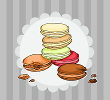 Macarons    ScarlettDesigns by ScarlettDesigns