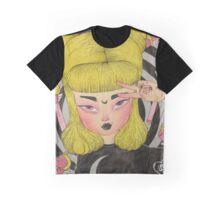 Black Moon Graphic T-Shirt