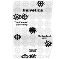 Helvetica Poster 3 Poster