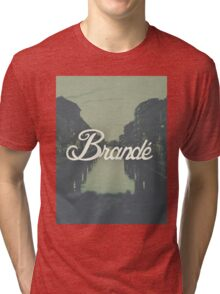 Brandé T-Shirt #1 Tri-blend T-Shirt