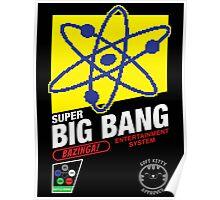Super Big Bang! Stickers & Prints Poster