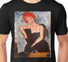 Copy Red Head Unisex T-Shirt
