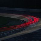Karussell by night #1 by BridgeToGantry