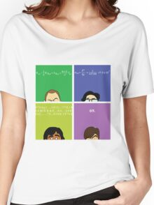 The Big Bang Theory Women's Relaxed Fit T-Shirt